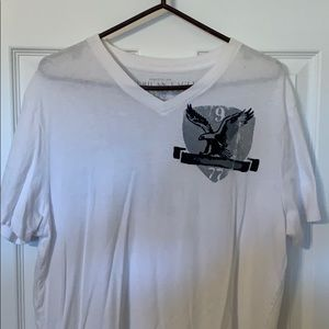 Men's v neck tshirt